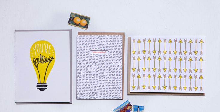 Nicely Noted - Letterpress stationery subscription service