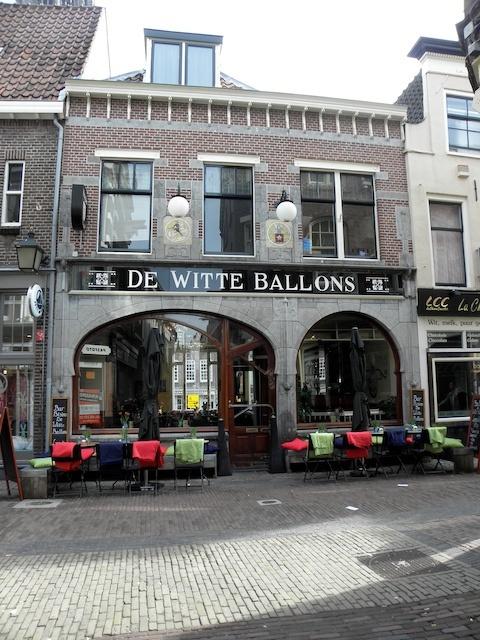 De witte Ballons - Utrecht