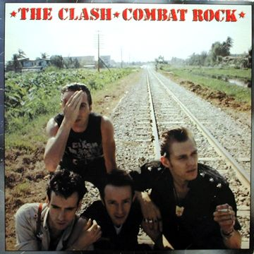 """My joint favourite, along with the self-titled album. First time I listened to Combat Rock I didn't """"get"""" it at all, but somehow it grew on me!"""