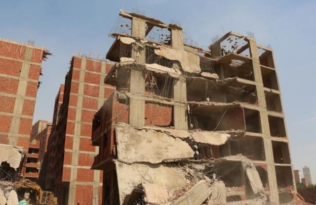 Egypt 2021 قرارات تصالح مخالفات البناء والازالة In 2020