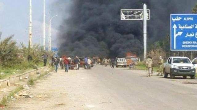 Blast hits Syrian bus convoy near Aleppo, nearly 40 killed | Veterans Today