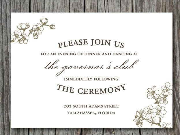 Wording Of Wedding Invitations: Pin By Jacqueline McKenna On General Wedding Ideas