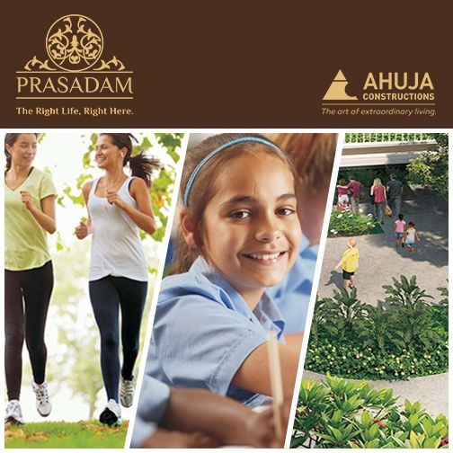 CONVENIENCE  Know more about the host of facilities #Prasadam offers which will make your life as comfortable as possible and give you a sense of well being:http://prasadam.in/majestic.php