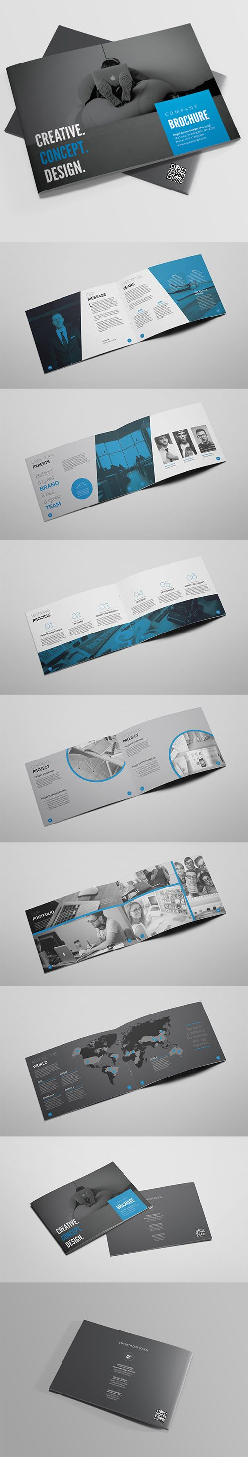 Best Design Brochure Inspiration Images On