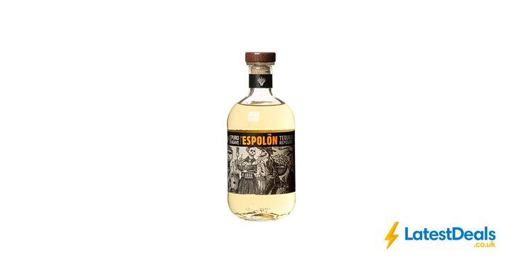 Espolon Reposado Super Premium Tequila, 70 cl Free Delivery, £21.66 at Amazon UK