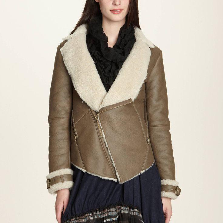 Manteau imitation peau lainée femme 1060 - 3Suisses