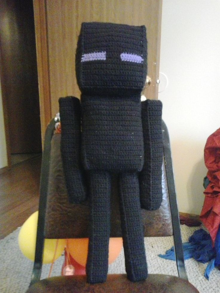 "Enderman is one of the most well known characters from the popular Minecraft game that was originally created by Markus ""Notch"" Persson a..."