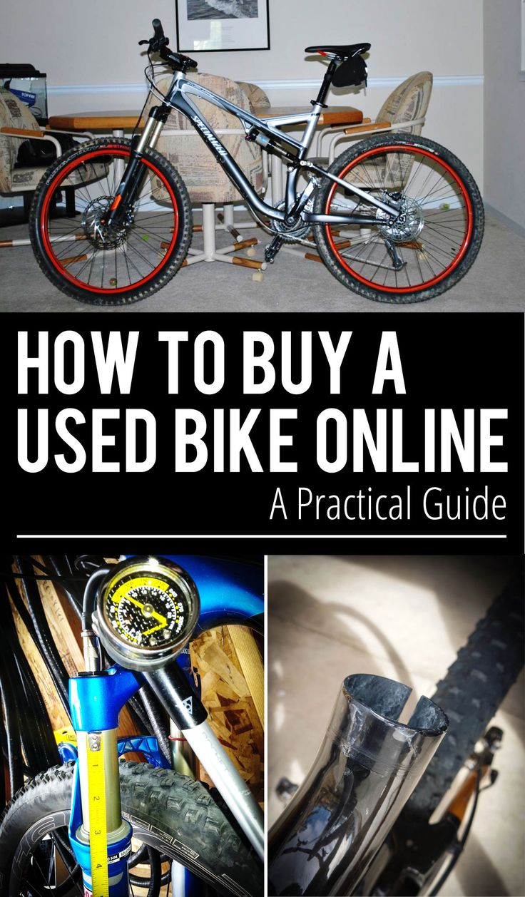 How to Buy a Used Bike Online: A Practical Guide | Singletracks Mountain Bike News