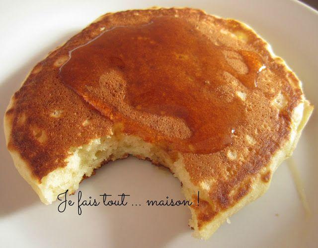 Je fais tout ... maison !: Les pancakes de Martha Stewart