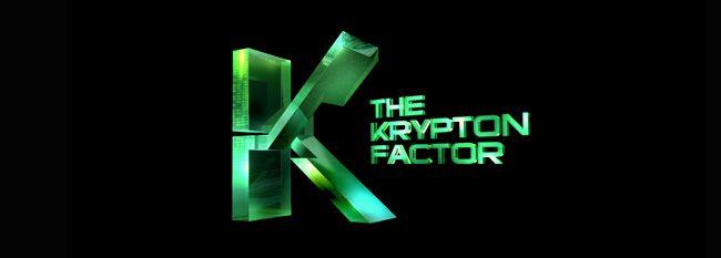 The Krypton Factor new series