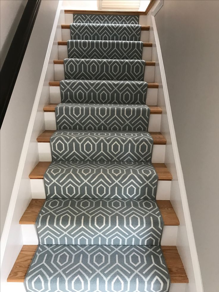 92 Best Geometric Stair Runners Rugs Images On Pinterest