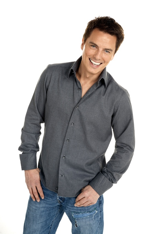 Scottish Actors, Monday, 15 April 2013: John Barrowman: guest star role on 'Scandal'