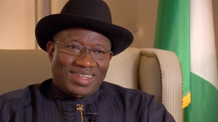 Jonathan says Nigeria will thrive in 2017