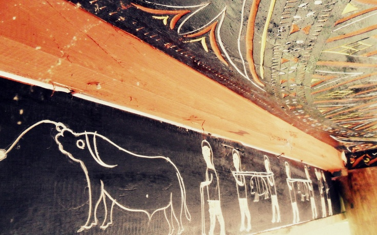 Toraja carving