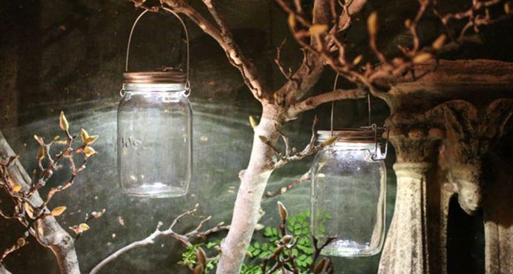 Solar Powered Jar Lanterns - Urban Walkabout. Consol Solar Jars reach Sydney, Australia.