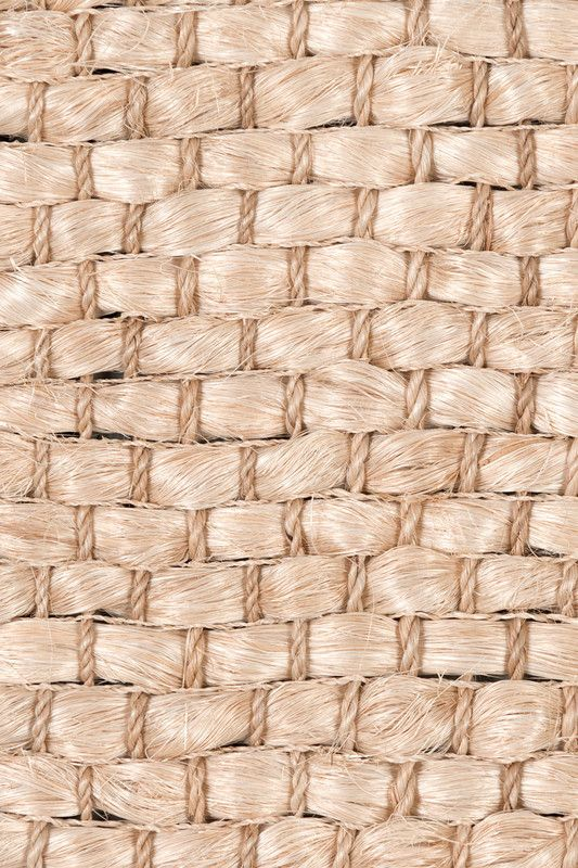 Cuyo handwoven abaca rug in Pearl colorway, by Merida.