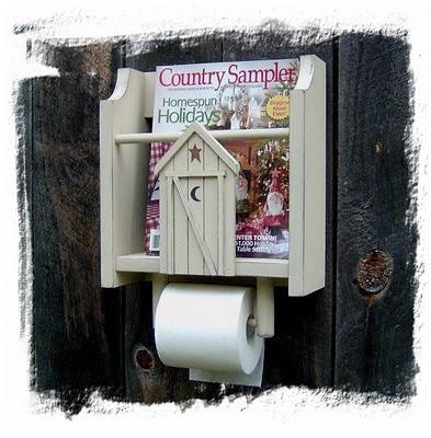 toilet paper holder  GREAT IDEA galima pakeist esmę, bet žurnalai ir popierius viename - puiki mintis