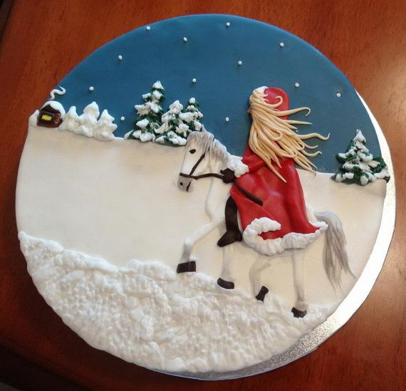 Awesome Christmas Cake Decorating Ideas _13 Christmas ...