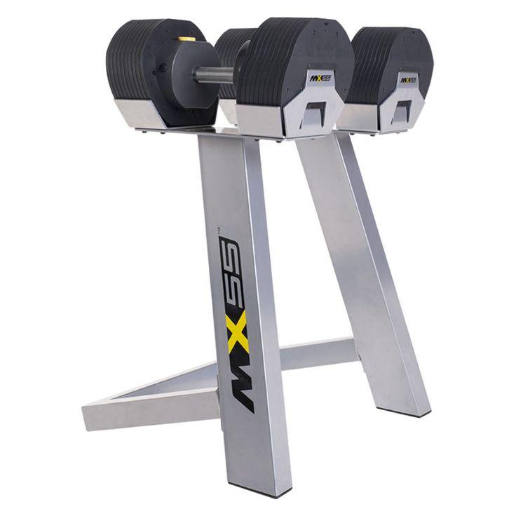 MX Select MX55 Adjustable Dumbbell Set - MX55