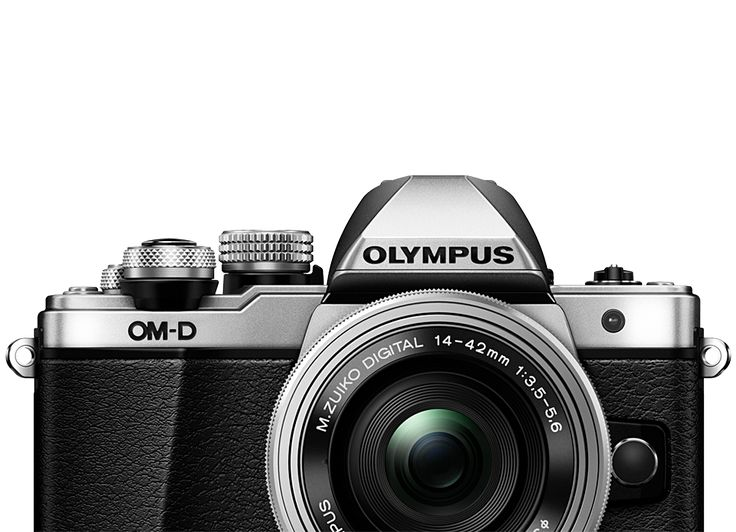 Drool!  E‑M10 Mark II - System Kameror ; Micro Four Thirds Kameror - OM-D - Olympus