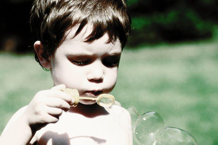 Toddler Talk: Bubble Recipes including sugar variety