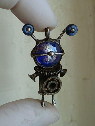 cute little steampunk guy
