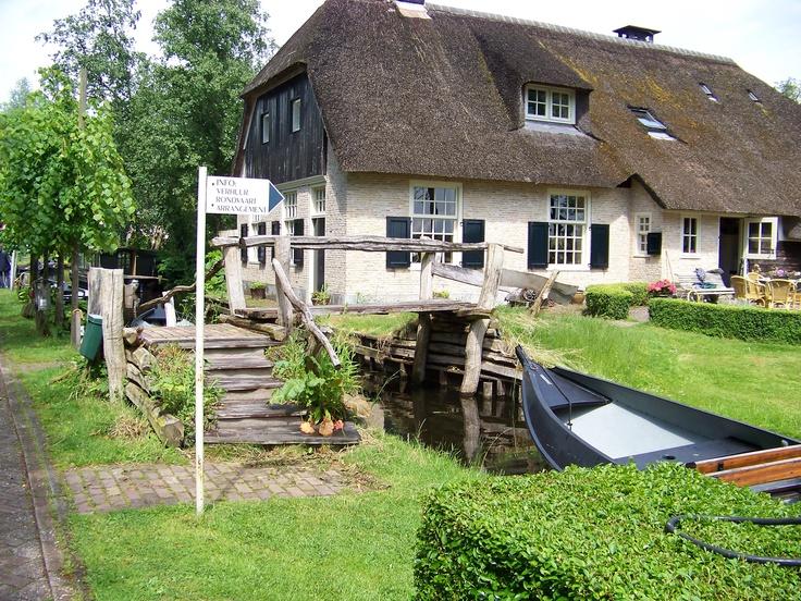 Giethoorn | Nederlandse huizen - Netherlands, Holland en ...