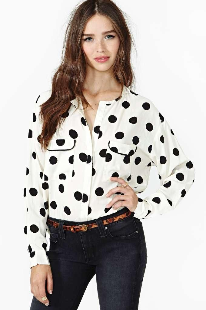 Little Games Blouse