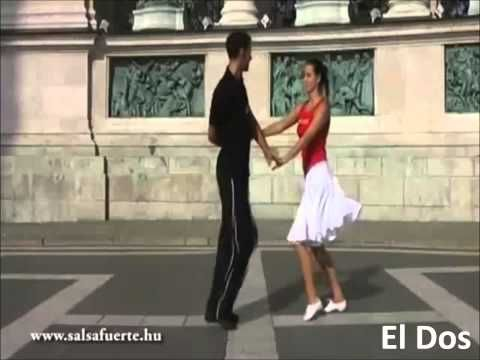 This is the second part for salsa dancing for beginners. This video will help you practice finding the beat to salsa music and rhythms of the steps you have ...