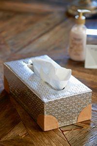 riviera maison oriental weave tissue box