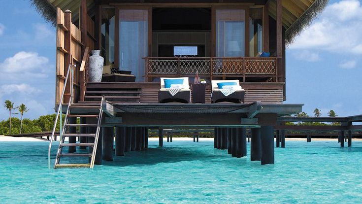 Shangri-La's Villingili Resort and Spa, Maldives, Addu Atoll, Maldives #SunOrSinCity