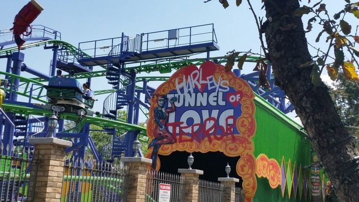 Six Flags Mexico - Joker