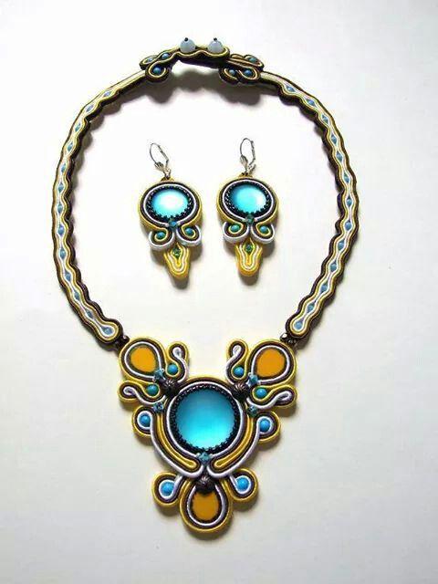 gorgeous - love the translucent blue