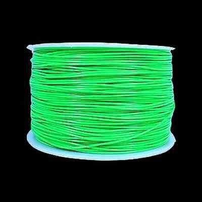 New 3D Printer Fillament Pla 3.0Mm 1Kg/2.2Lb Reprap Makerbot Green, 2015 Amazon Top Rated Ethylene Vinyl Acetate Adhesives #BISS