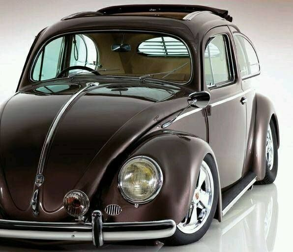17 Best images about 53 to 57 VW Beetle (Oval) on Pinterest | Cars, The woodlands tx and Vintage