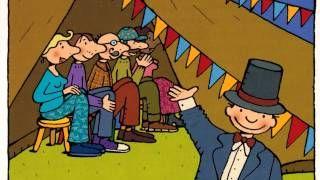 circus kleuters - YouTube