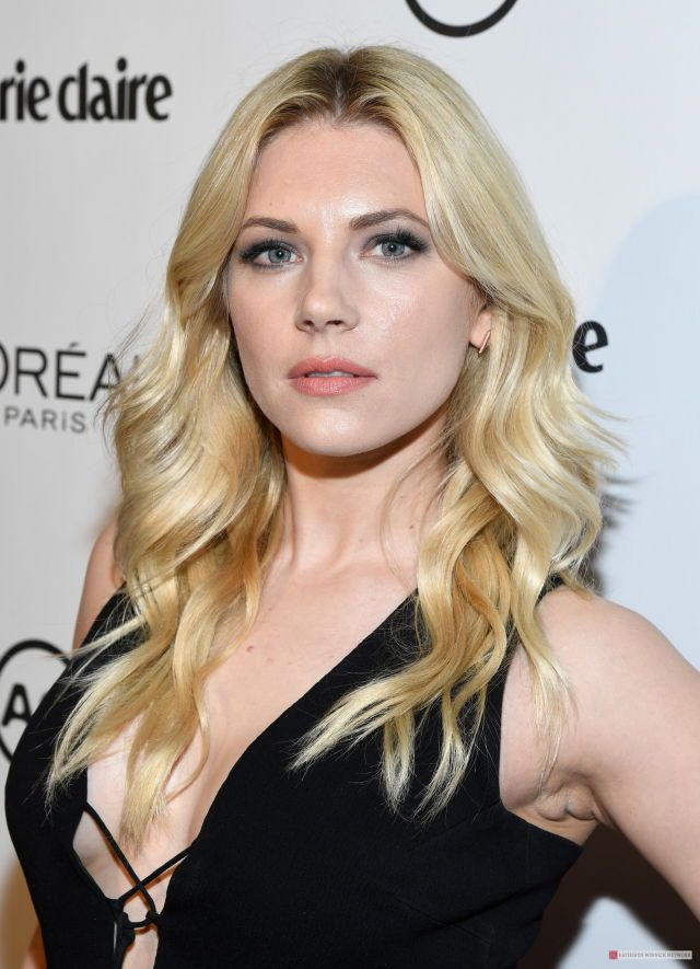 Katheryn Winnick at the 2017 Marie Claire's Image Awards