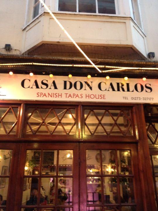 Casa Don Carlos in Brighton, Brighton and Hove