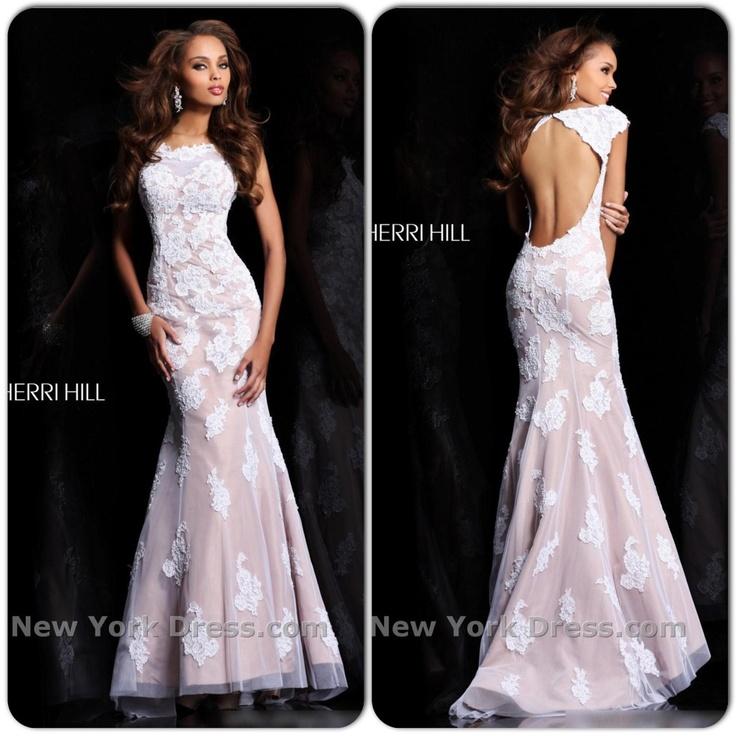 17 best images about sherri hill dresses for Sherri hill wedding dresses