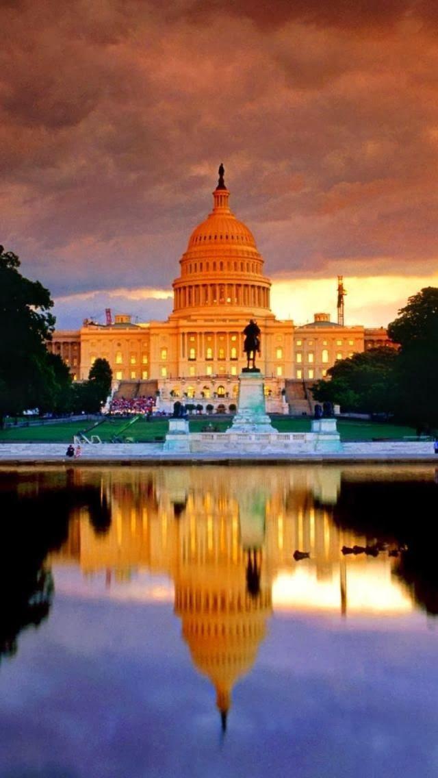 White House Capitol Building Capitol Hill Washington