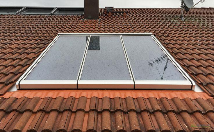 In Esslingen haben wir ein A98 Glasdachsystem geliefert und montiert. Das auf de… – GSL.GLASOLUX