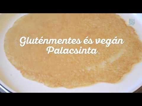 Gluténmentes vegán palacsinták |#gluténmentes #tejmentes #tojásmentes #répacukor mentes #vegán
