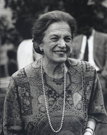 Manto Oikonomides (1926-2015)