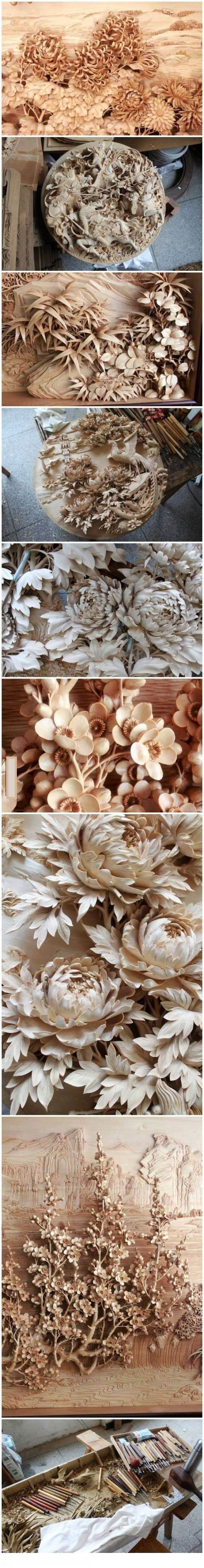 Amazing chinese wood craft dremel pinterest crafts