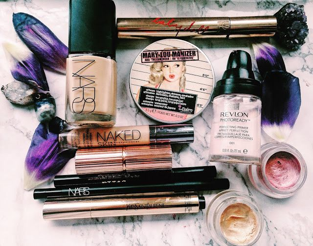 The Daily Makeup Edit   On The Go Makeup