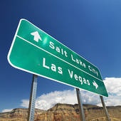 Signs to Vegas