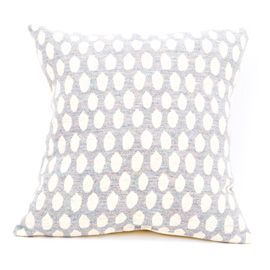 Tori Murphy Elca Linen On Pearl Cushion