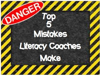 The Coaching Network: Top 5 Mistakes Literacy Coaches Make