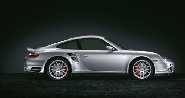 40 years of the Porsche 911 Turbo