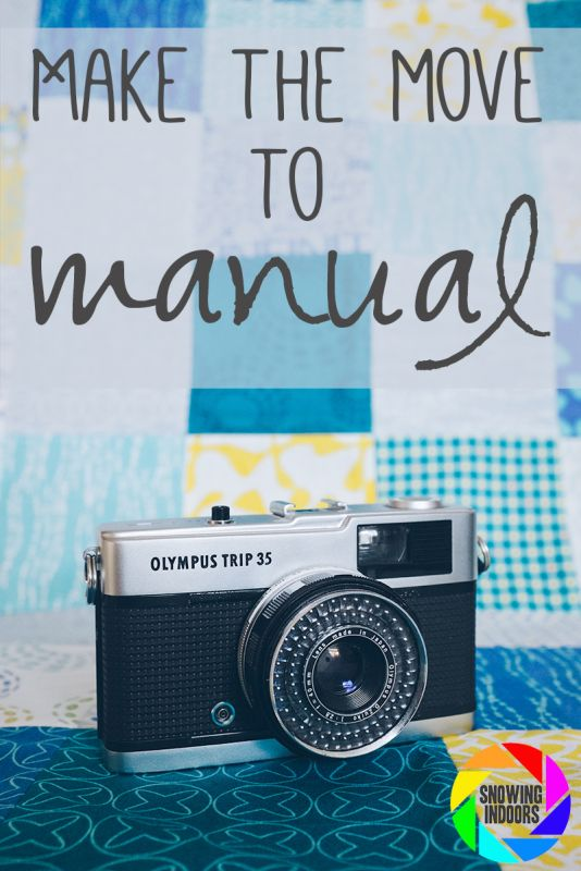 Make the Move to Manual - Shutter Speed